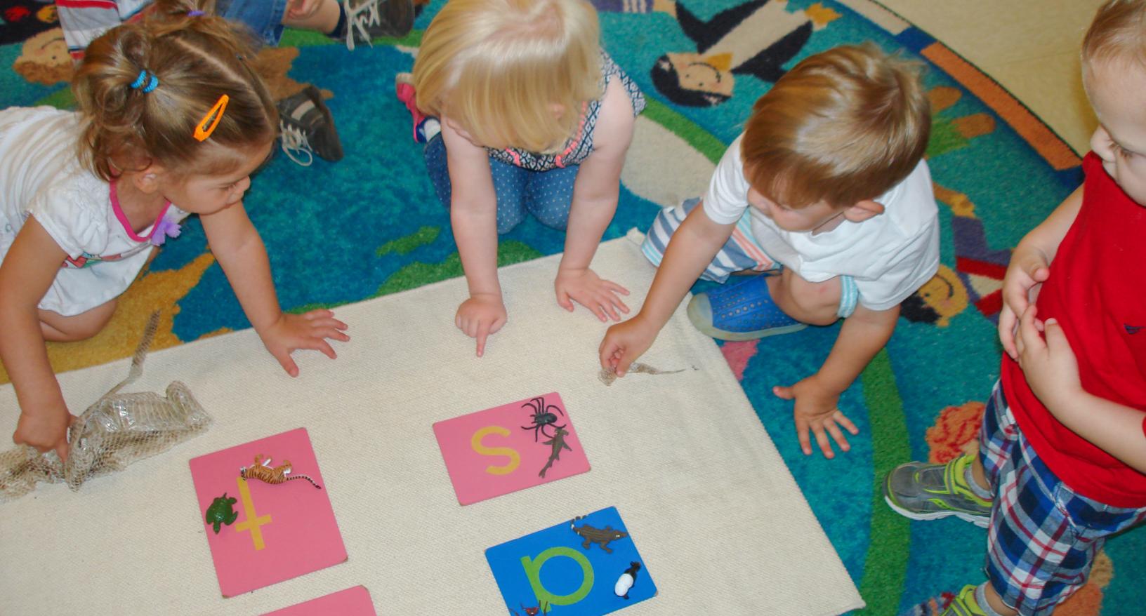 Bristow Montessori School | Individualized Early Childhood ...