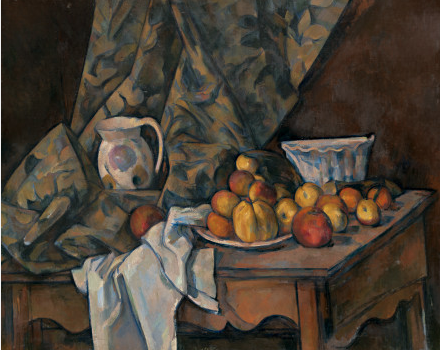 Paul Cezanne Apples & Pears