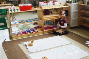 elementary program test scores bristow montessori school